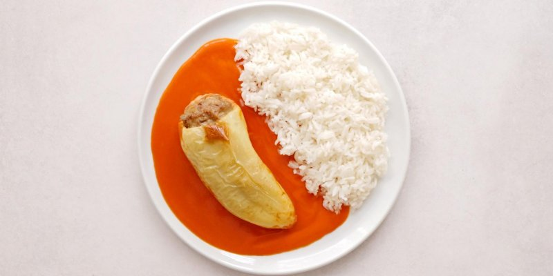 Skvělá rajská omáčka s plněnými paprikami, kterou jsme jako děti tolik milovali